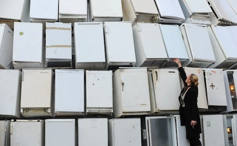 Greens call for €200 'cash for clunker fridges'