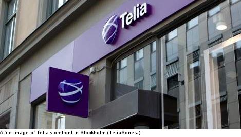 Top Telia boss in sex club bribery scandal