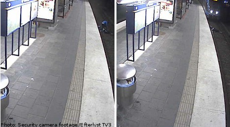 Still no arrests over subway robbery: police