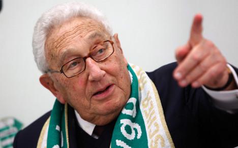 Kissinger visit fails to boost Fürth's fortunes