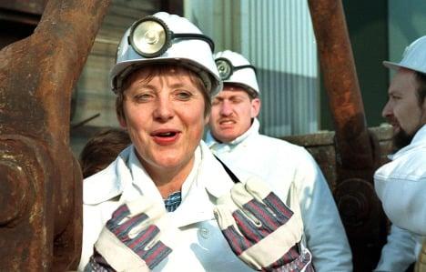 Merkel: I didn't cut corners on nuke waste