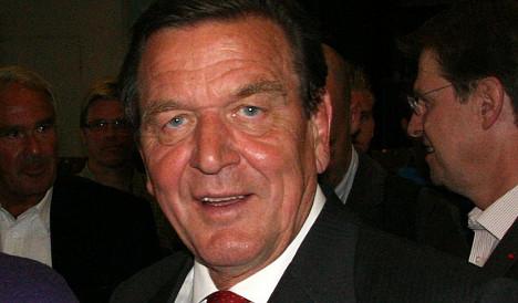 Germany will nix Swiss tax deal: Schröder
