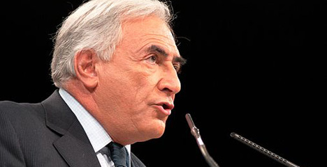 Strauss-Kahn wants pimp charge dropped