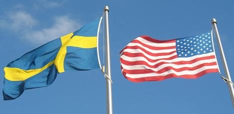 Swedes like the US more than the EU: study