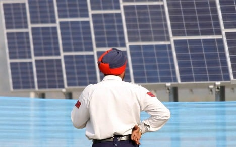 Great green energy hope for Germany and India