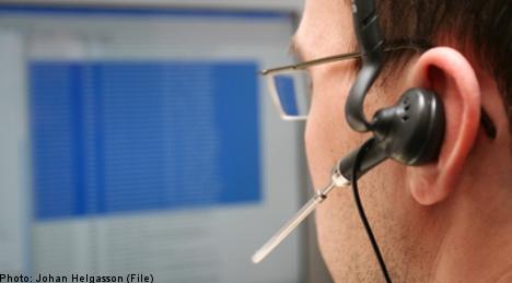 Swedish internet attack 'just a test': expert