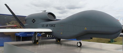 Business booms at Bordeaux drone show
