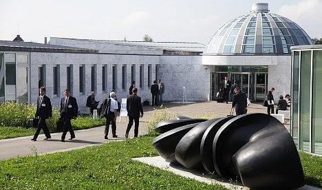 Saint Gallen uni ranked tops for management