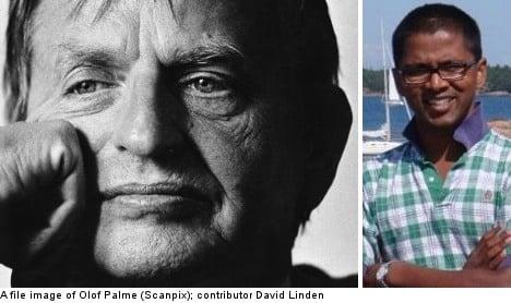 'Olof Palme was more American than Swedish'
