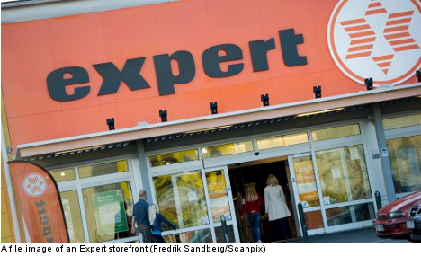 Electronics retailer Expert goes bankrupt