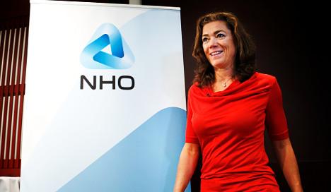 New business supremo riles Norwegian leftists