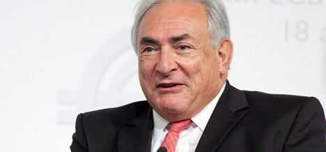 DSK sues mags over 'girlfriend' pics