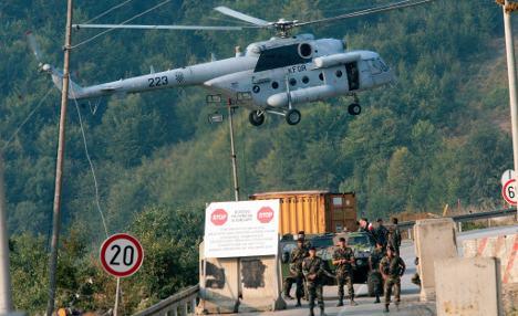 German command of Kosovo force renewed