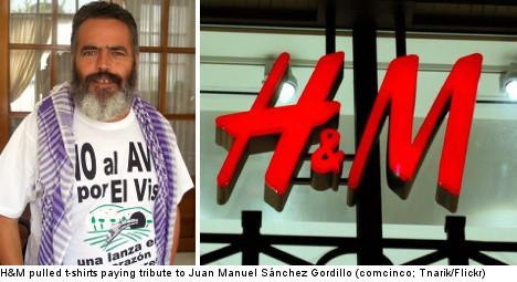 H&M yanks t-shirt tribute to 'Robin Hood' mayor