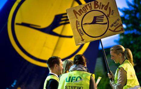 Lufthansa crews call new strike for Tuesday