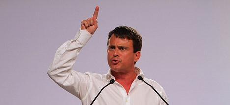 Valls pledges hard line against Islamists