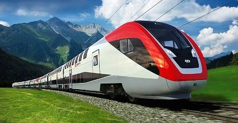 Tourism drop hits Swiss rail passenger count
