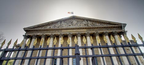 French lawmakers lose perks in austerity drive