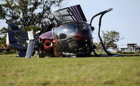 Three dead, ten injured in airfield accidents