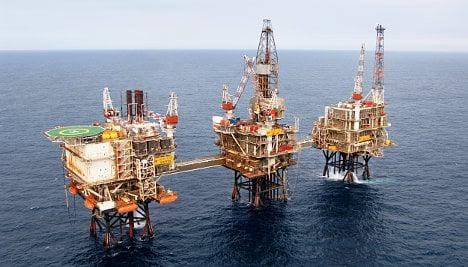 Norway probes leak on BP platform