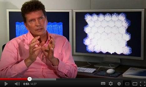 Lausanne scientists in brain map breakthrough