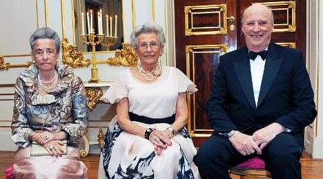 Norway's Princess Ragnhild dies aged 82