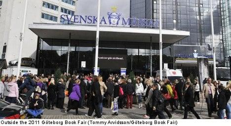 Eight reasons to visit the Göteborg Book Fair