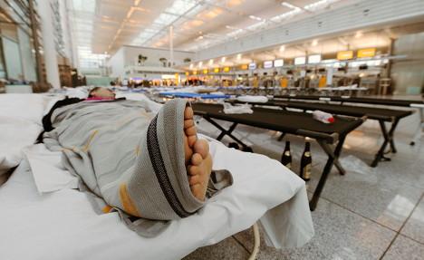 Lufthansa strike to go national on Friday