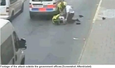 'I wanted to kill the king': bodyguard attacker