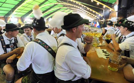 Oktoberfest apps impress festival-goers