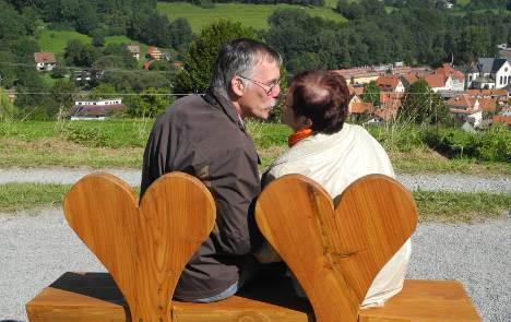 'Bonksville' opens 'path of love' for frisky walkers
