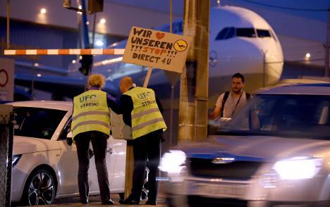 Lufthansa strikes hit Frankfurt, Berlin, Munich