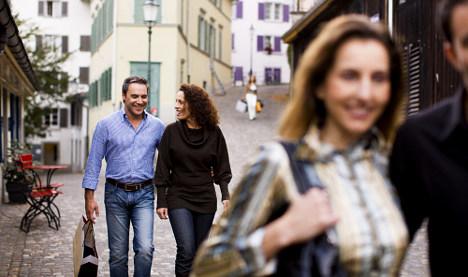 Zurich has world's highest wages: study