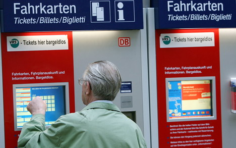 ATM hackers turn to train ticket machines