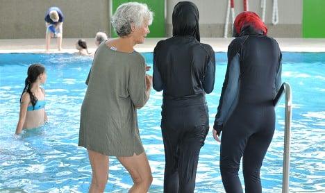 Court rules Muslim girl must take swim class