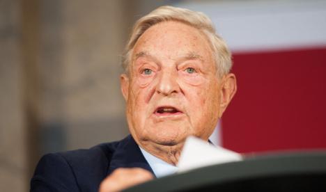 Soros: Germany should fix euro or leave it