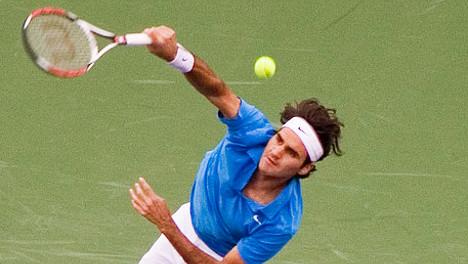 Federer leads Swiss to Davis Cup win