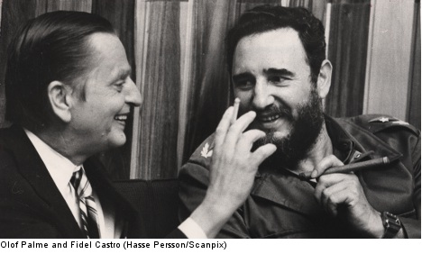 New film tackles Olof Palme's complex legacy
