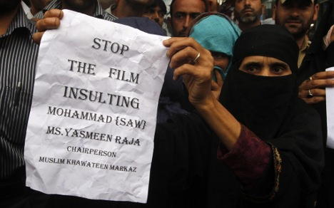 Centre-left opposes ban on anti-Islam film