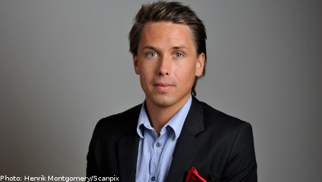 Swedish MP William Petzäll found dead