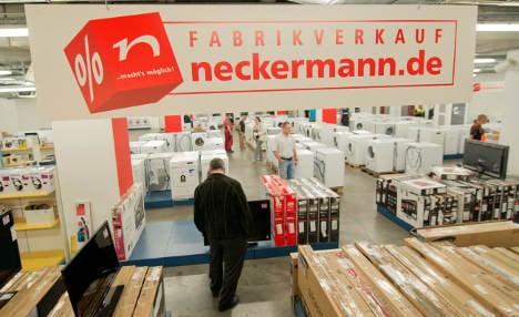 Liquidation beckons for Neckermann online