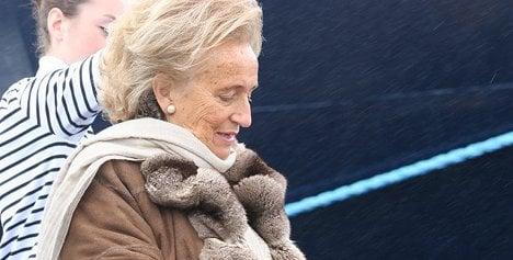 Bernadette Chirac: Sarkozy will be back