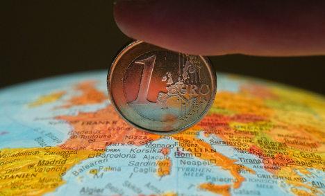 Euro rescue of €2 trillion 'an illusion'