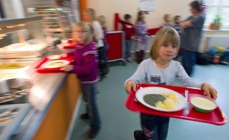 Thousands of school kids 'struck by virus'