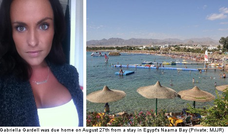 'Missing' Swedish woman lied about holiday ordeal