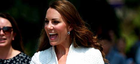 French Judge bans topless Kate pictures