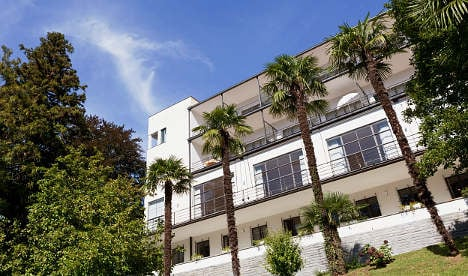 Bauhaus building named 'historic hotel of year'