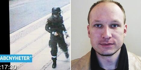 Breivik seeks return of 'Knights Templar' outfit