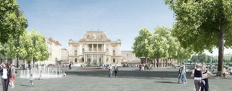 Biggest Swiss urban square gets go-ahead