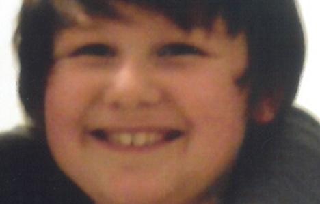 Police hunt for missing boy, 11